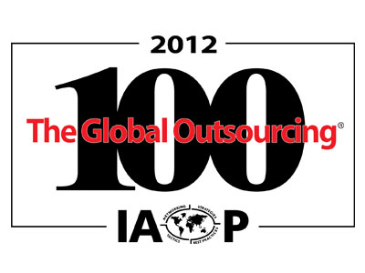 Concentrix Honored with Placement on the Global Outsourcing® 100 List