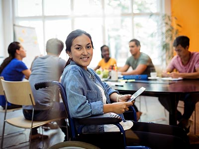 Concentrix Backs Disabled Workers Facing Challenges