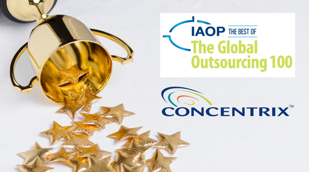 Concentrix Makes IAOP Best of Global Outsourcing 100 List