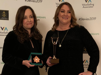 Concentrix Recognized with Two Stevie Sales and Customer Service Awards