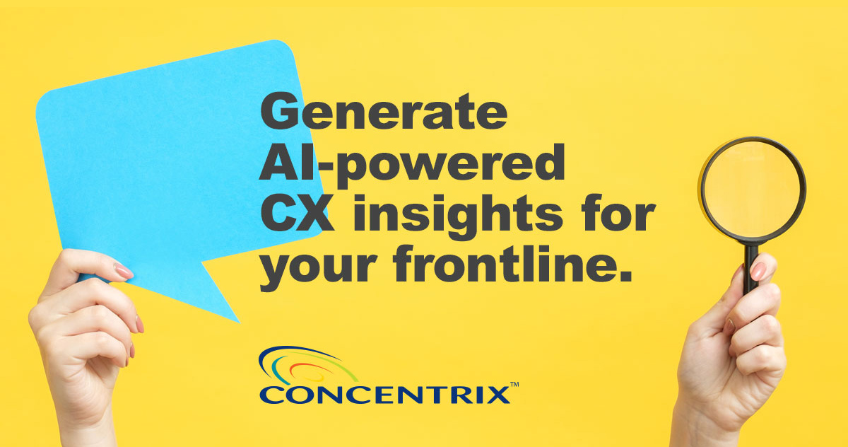 Generating AI-Powered CX Insights for the Frontline