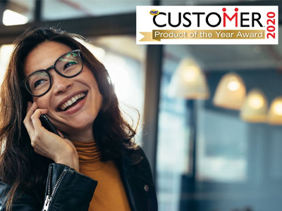 Concentrix Intelligent Virtual Assistant (IVA) Platform Wins 2020 Customer Product of Year Award