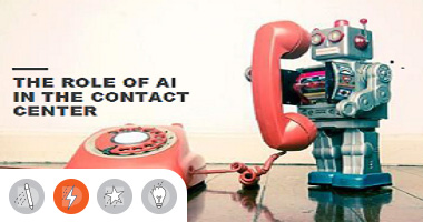 Role of AI in the Contact Center
