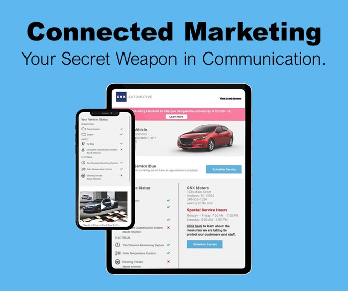 Connected Marketing – Your Secret Weapon in Communication