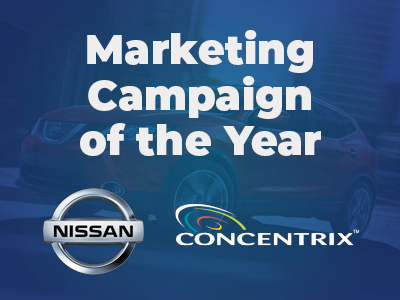 Concentrix Marketing Solutions Wins Gold Stevie in the Marketing Campaign of the Year Category