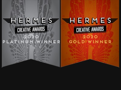 Tigerspike Wins Two Hermes Awards for Innovation in Mobile & Web-Based Technology