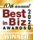 Concentrix Marking Solutions - Best in the Biz Awards 2020