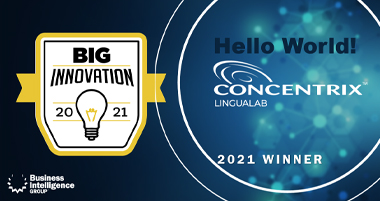 Concentrix Kicks off the New Year with More Innovation Awards!